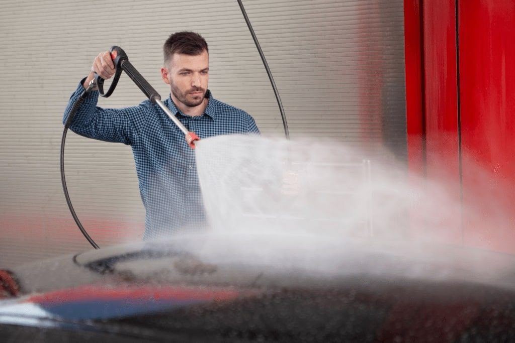 What PSI is Safe for Washing Cars